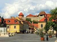 Град Егер в Унгария