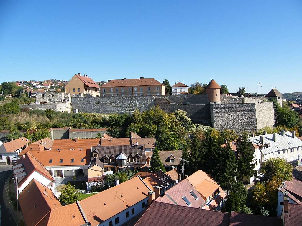 Eger város Magyarországon (14×11)