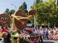Дебреценски карнавални палачинки в Унгария