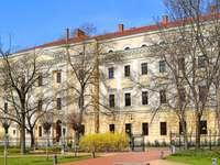 Ciudad de Debrecen en Hungría
