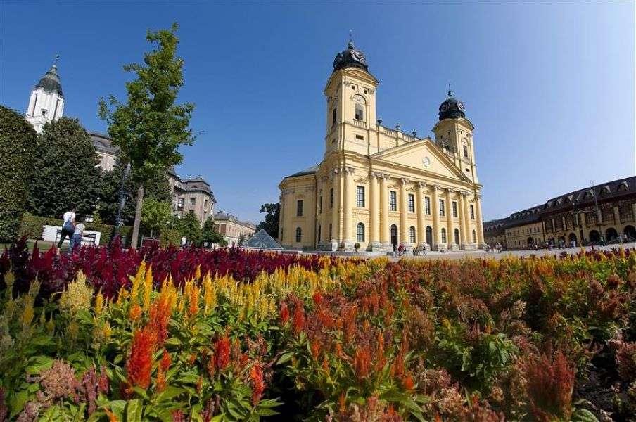 Град Дебрецен в Унгария