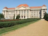 Πόλη του Ντέμπρετσεν στην Ουγγαρία