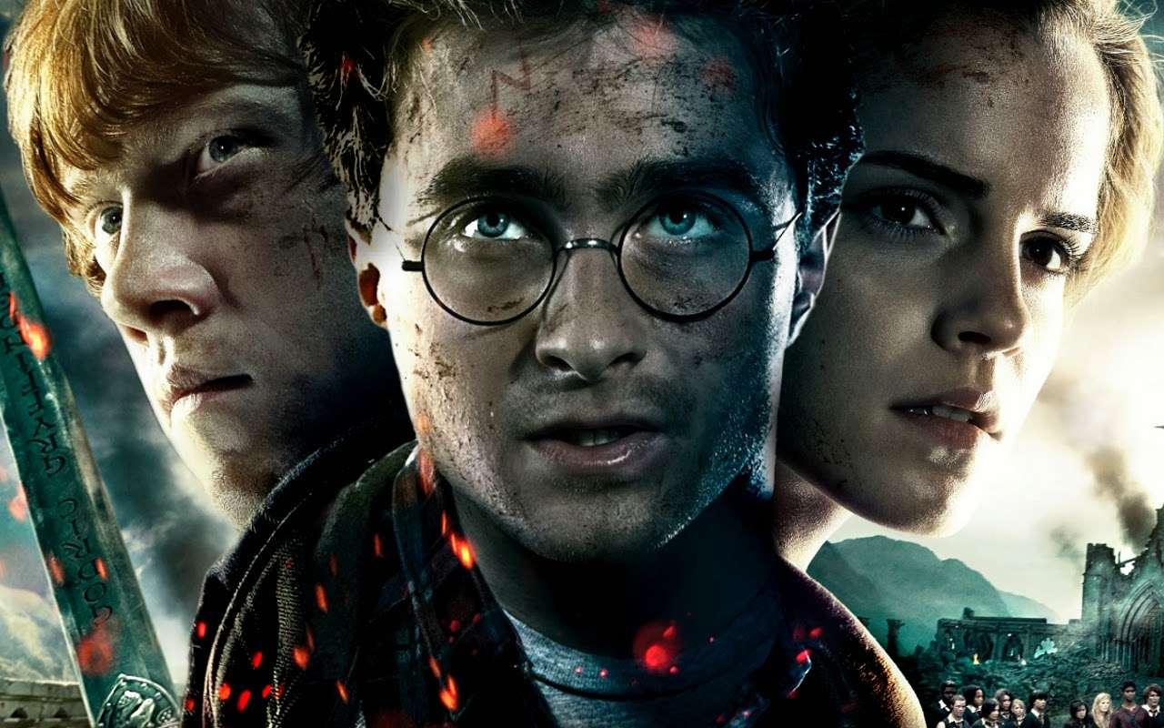 Harry Potter - Harry Potter! Utazzuk végig a varázslók világát: (6×4)