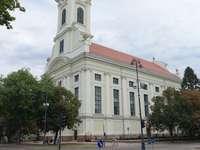 Град Бекешчаба в Унгария