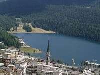 Sankt Moritz.