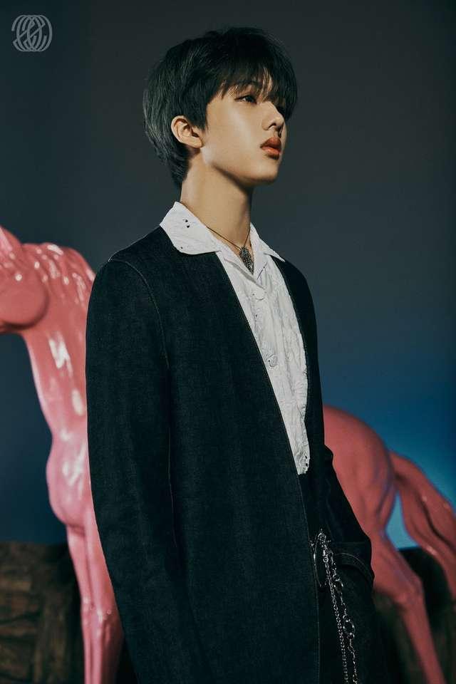 Jisung NCT - Jisung NCT 2020 servizio fotografico Resonance pt.1 (7×11)