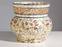 Унгарска художествена керамика