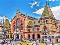 Grande Mercado de Budapeste, Hungria