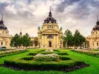 Βουδαπέστη Πάρκο Varosliget Castle Ουγγαρία