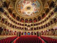 Ópera de Budapest Hungría
