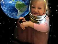 Zuzia в космоса