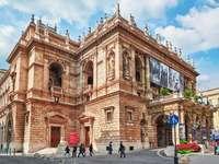 Budapeste Opera House Hungria
