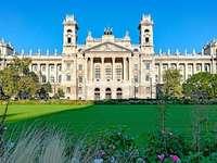 Budapest Museum Etnografie Hongarije