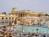 Budapest Freizeitanlage Ungarn