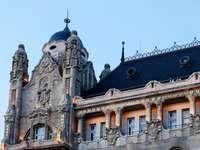 Budapešť hotel maďarsko