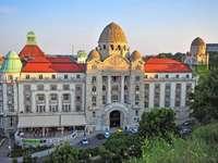 Budapest Hotel Gellert en Hungría
