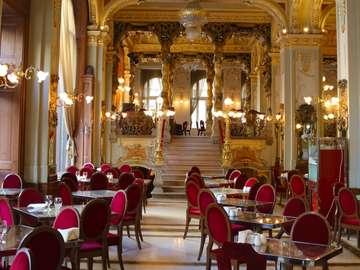 Budapest Cafe Alexandria i Ungern