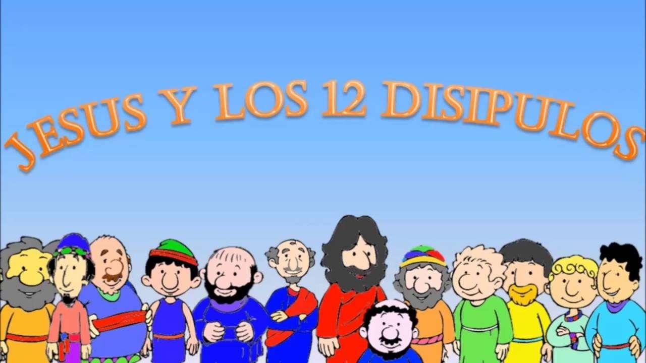 Jesus och lärjungar