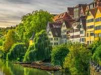 Württemberg, řeka Neckar
