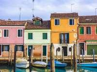domy, kolory