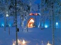 Сантапарк- Финландия