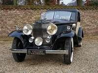 Rolls Royce HP 1929-1936 LWB