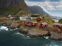 Lofoten norueguês