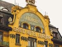 Grand Hotel Europa - Prag
