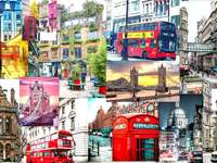 LONDRES-COLLAGE