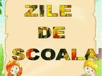 PUZZEL 100 DAGEN VAN SCHOOL