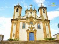 Kirche von Nossa Senhora do Carmo (Ouro Preto)