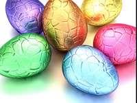Αυγό παζλ για τάξη