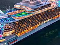 cruiseschip - Wonders of the Sea