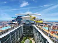 navio de cruzeiro - Harmony of the Seas