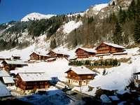 Chinaillon Haute Savoie