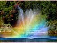 arcobaleno colorato