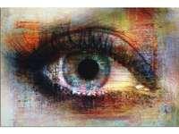Malování očí