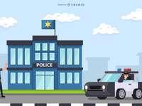 Παζλ αστυνομίας