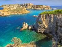tremiti szigetek puglia Olaszország