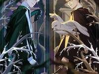 Malfoy e ceramista