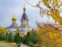 Complesso della chiesa in Moldova