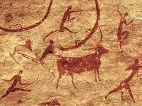 Κυνηγοί στη σπηλιά