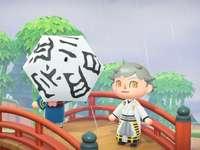 Mikazuki a Tsurumaru