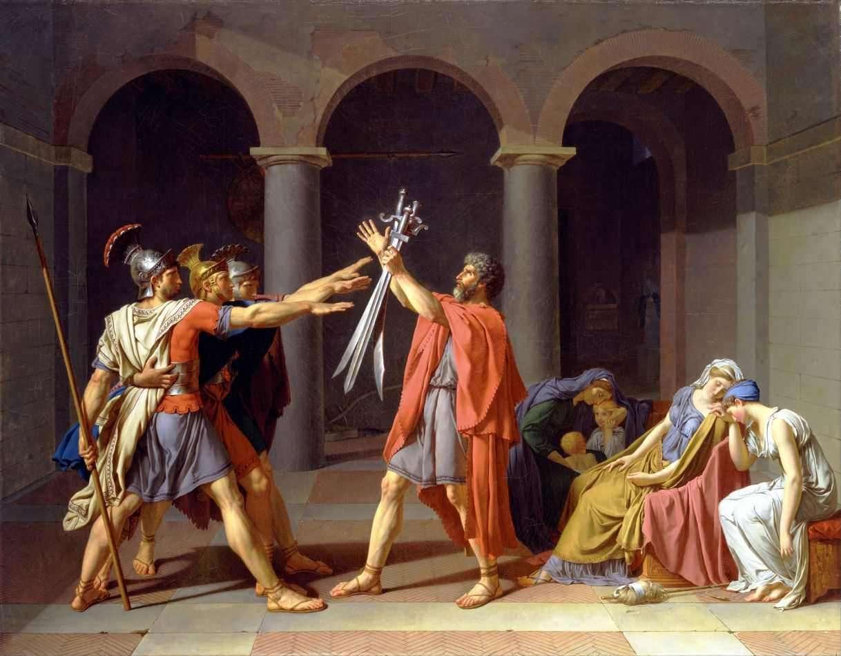 Oath of Horities