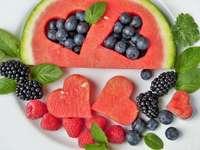 Vitaminen in fruit