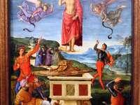 Résurrection de Pâques de Jésus