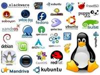 Versions of Linux.