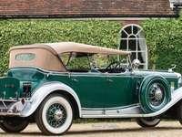 1931 Cadillac Fleetwood V-16 Sport Phaeton