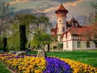 Arquitectura del castillo Alemania
