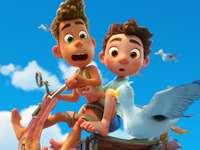 Disney és Pixar Luca